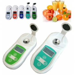 China digital refractometer for brix 0-32%(PAL-103), 0-28%salinity(PAL-104), 0-53%brix(PAL-105) digital refractometer for brix 0-32%(PAL-103), 0-28%salinity(PAL-104), 0-53%brix(PAL-105) company