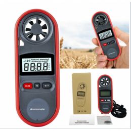 China Digital Anemometer HWT-816A Digital Anemometer HWT-816A company