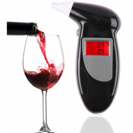 China Digital LCD Alert Breath Alcohol Tester Digital LCD Alert Breath Alcohol Tester company