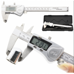 China IP54 Digital Caliper Stainless Steel Electronic Vernier Calipers  IP54 Digital Caliper Stainless Steel Electronic Vernier Calipers  company