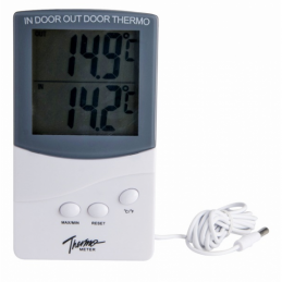 China Digital thermometer hygrometer with probe Digital thermometer hygrometer with probe company