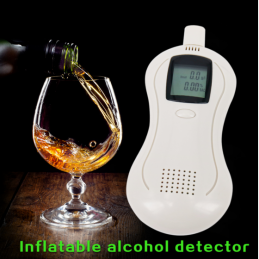 China Digital Breathalyzer LCD Police Digital Breath Alcohol Tester Digital Breathalyzer LCD Police Digital Breath Alcohol Tester company