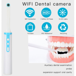 China Wifi Camera Wifi Dental Intra Oral Camera P10 factory