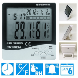 China Digital Temperature and Humidity Meter Digital Temperature and Humidity Meter company