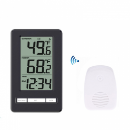 China wireless Indoor and Outdoor temperature wireless Indoor and Outdoor temperature company
