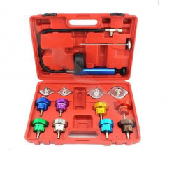 China Cooling System Leak Pressure Tester 14-Pcs Kit Cooling System Leak Pressure Tester 14-Pcs Kit company