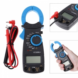 China 2020 New VC3266L+ Digital Clamp Multimeter AC/DC Voltage Amp Ohm Electronic Tester Meter 2020 New VC3266L+ Digital Clamp Multimeter AC/DC Voltage Amp Ohm Electronic Tester Meter company