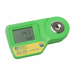 China DIGITAL SUGAR REFRACTOMETER ( BRIX 0-85%) DIGITAL SUGAR REFRACTOMETER ( BRIX 0-85%) company